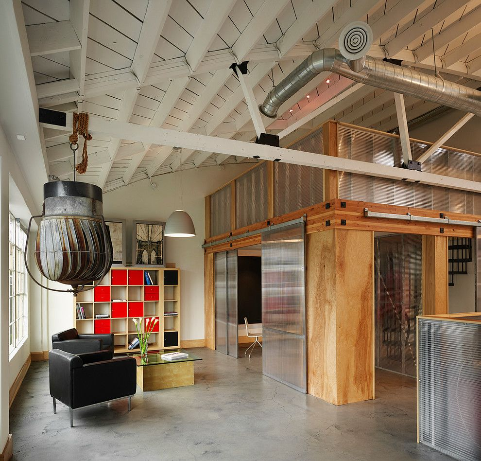 Hvac Ductwork In Barn - Google Search