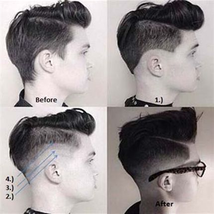Mastering the clipper fade haircuts man hair and cosmetology boy hair winobraniefo Gallery