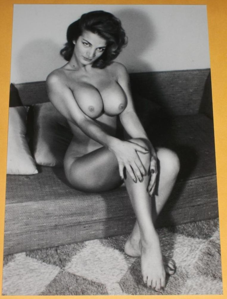 Nudes From The 50s