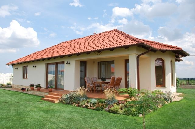 Referenci k kulcsrak szh ladrillo casas for Casas modernas acogedoras