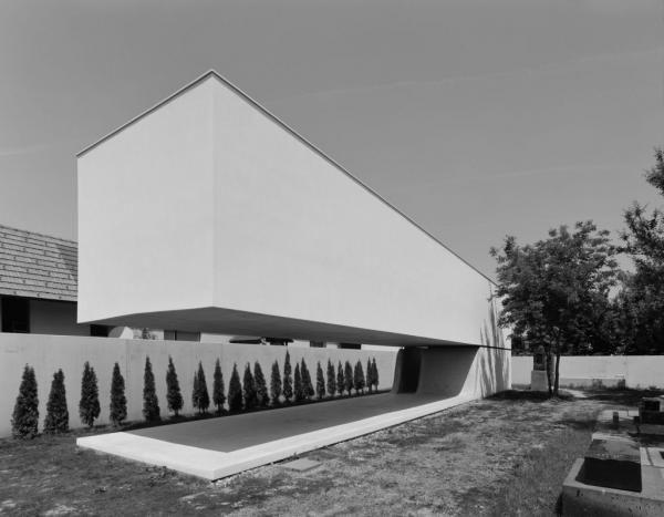 Project: Artstorage Prantl - CARSTEN ROTH ARCHITEKT