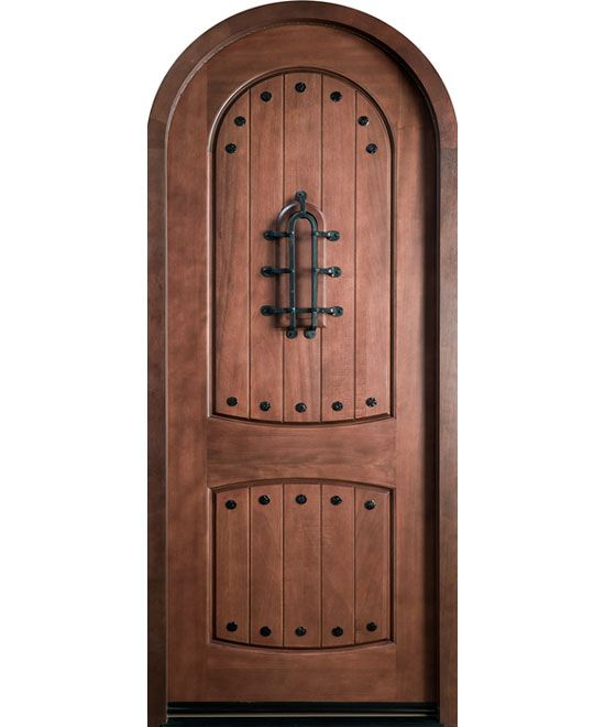 Arched Wood Entry Doors Images - Doors Design Ideas