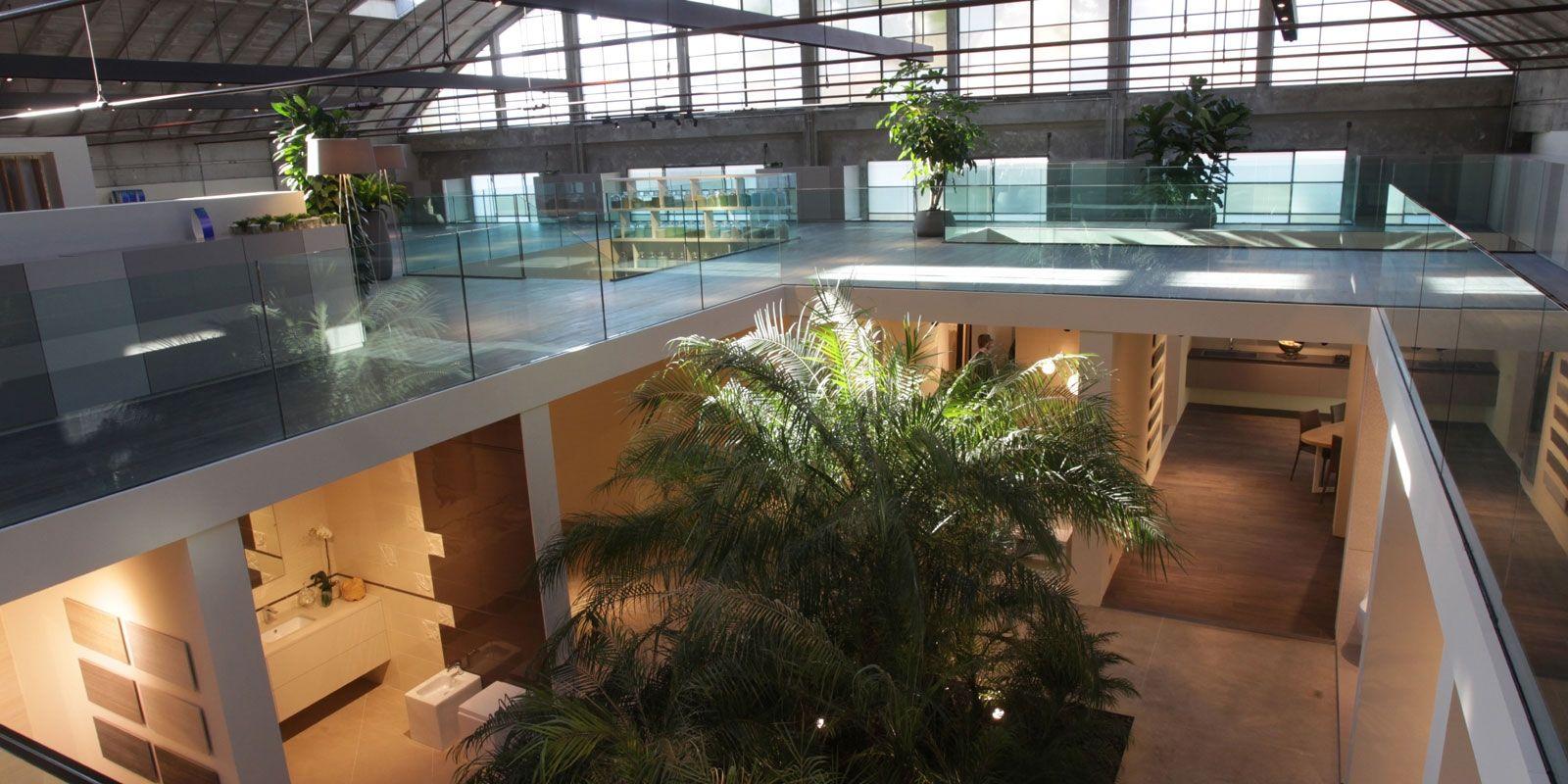 Cooperativa ceramica imola allestimento showroom for Imola carrelage