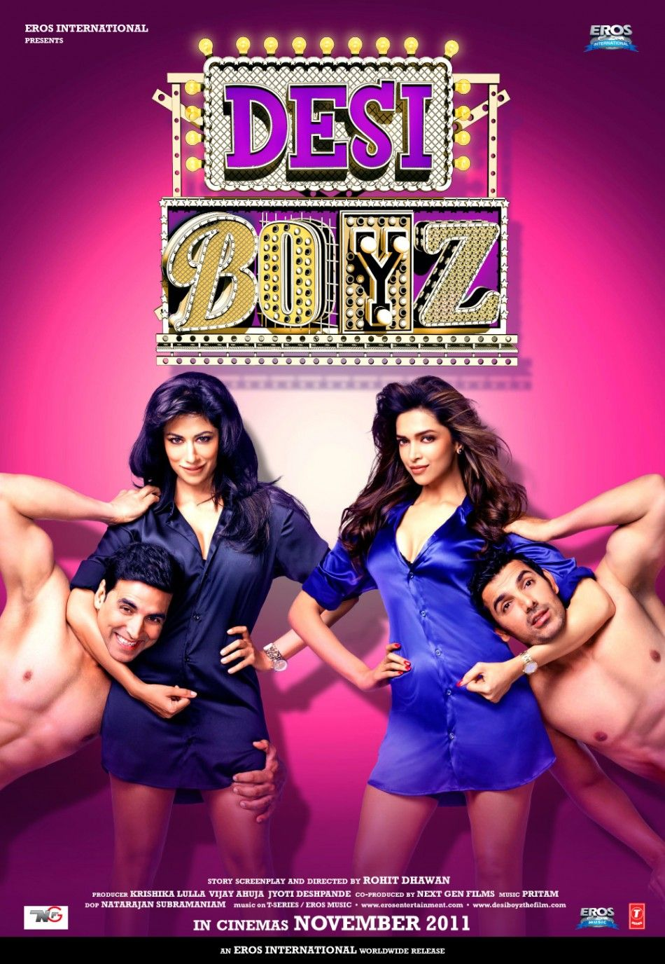 Desi Boyz Desi boyz, Hindi movies, Hindi movies online