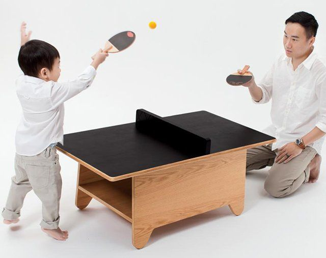 Awesome Kids Ping Pong Table Kid Stuff Pinterest