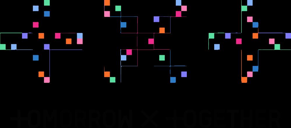 Txt Logo Tomorrow X Together Png Image Logos Txt Music Logo