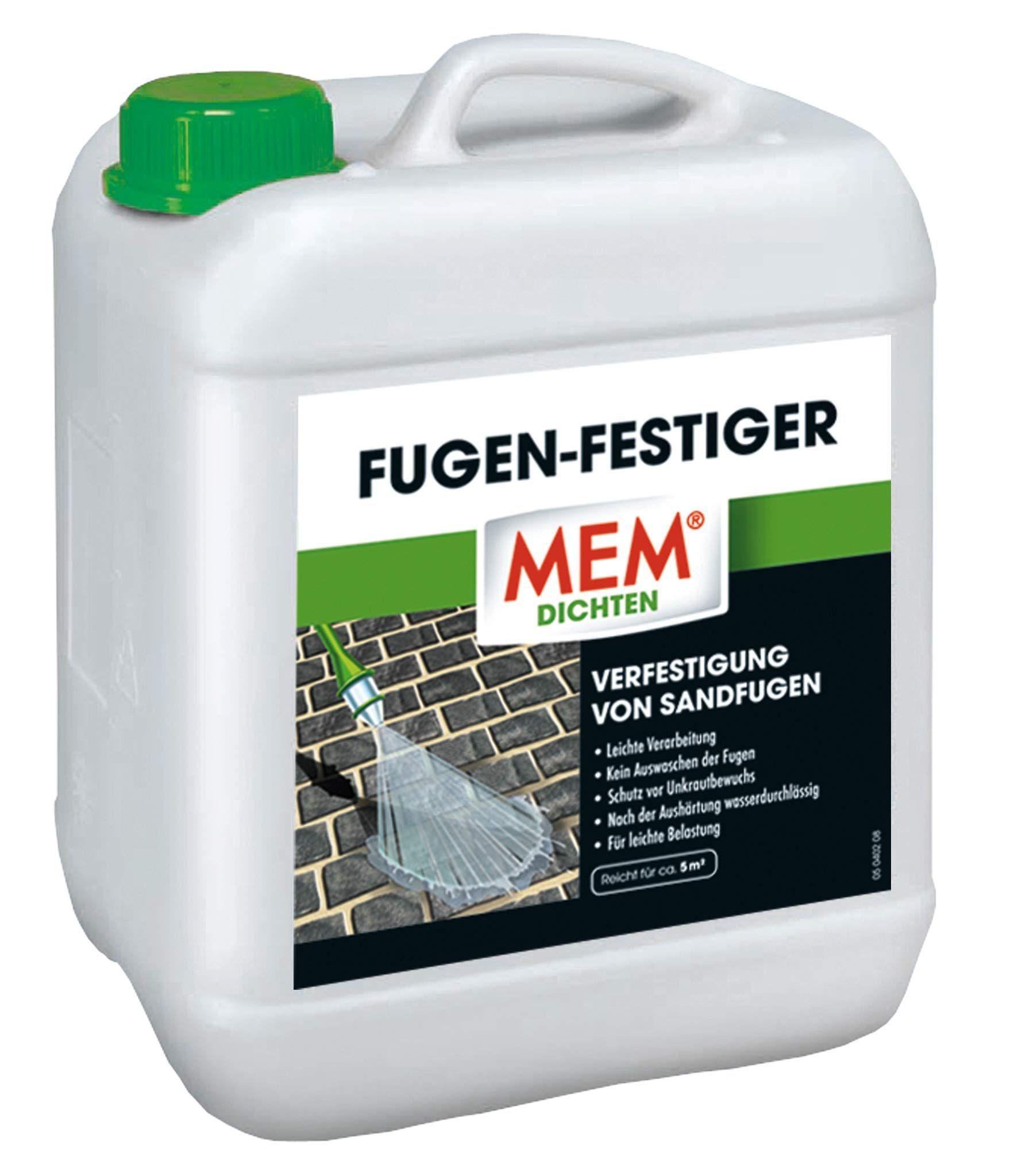 Mem Fugen Festiger 5 L In 2020 Baustoffe Baumarkt Ebay