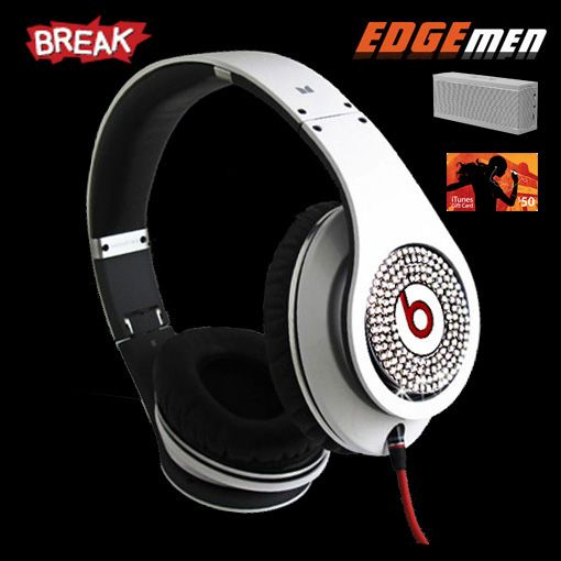 More free stuff for Break fans! Get your edge in music with Beats by Dre, Jambox, and an iTunes gift card!