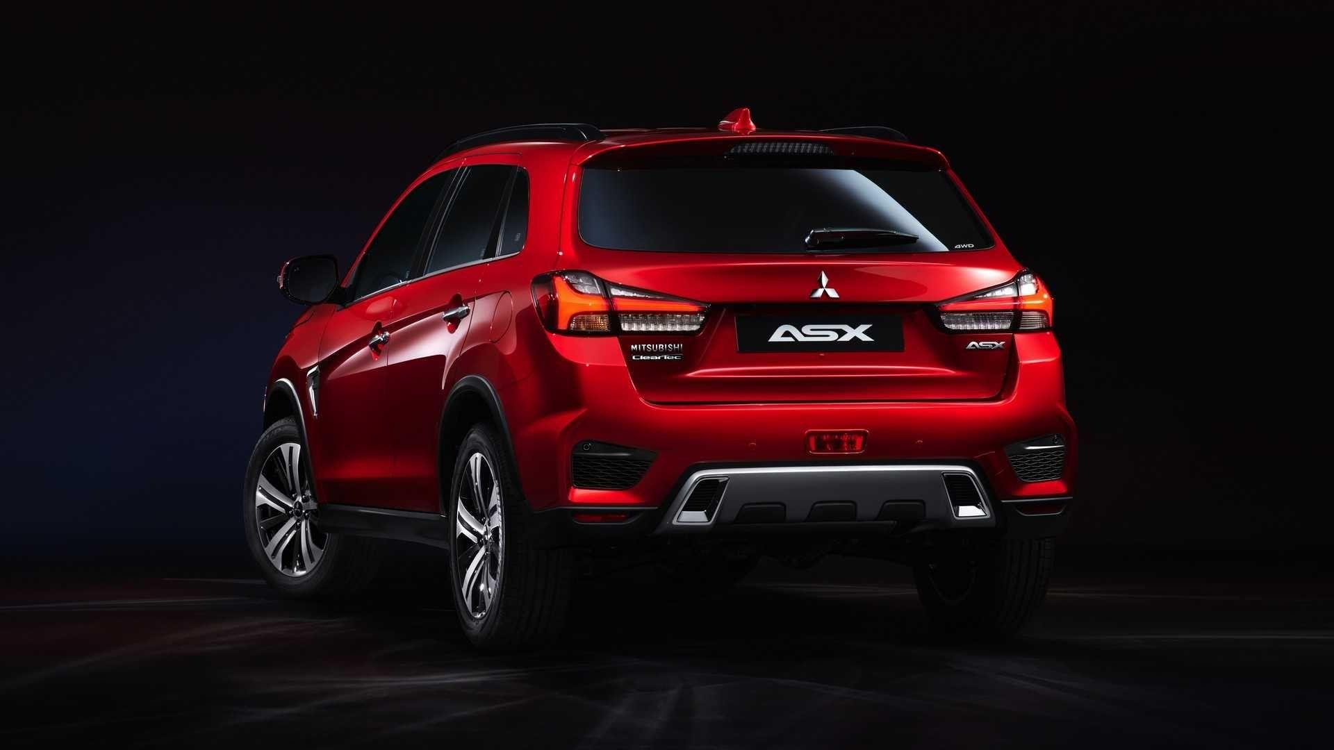 Mitsubishi Asx 2021 Uscita Release