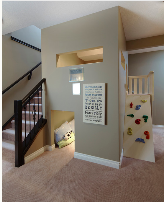 kids play area - one can dream