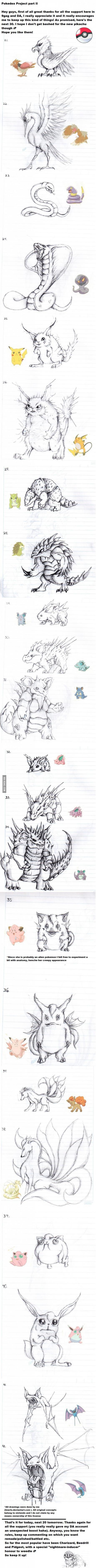 Pokemon Reimagined II