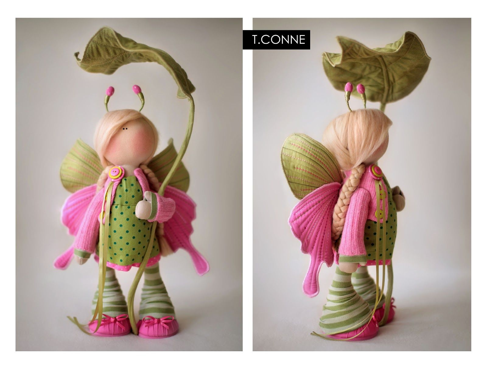 Beautiful things: Summer butterfly.   Wonderful hand made toys ...