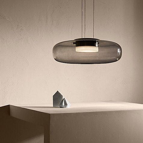Buy design project by john lewis no014 ufo led pendant ceiling buy design project by john lewis no014 ufo led pendant ceiling light smoke aloadofball Choice Image