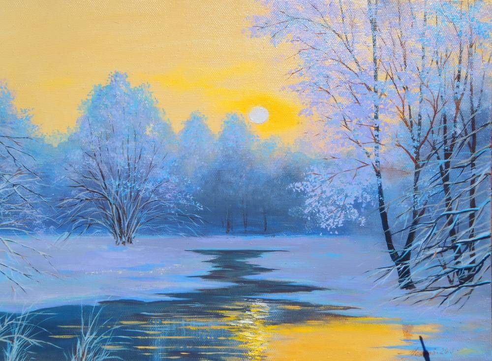 зимнее утро пушкин картинки и иллюстрации рисовать такой красивой, нежной