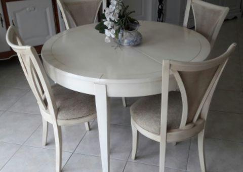 Donne Table Et Chaises Salle A Manger Occasion Tous Les Dons En