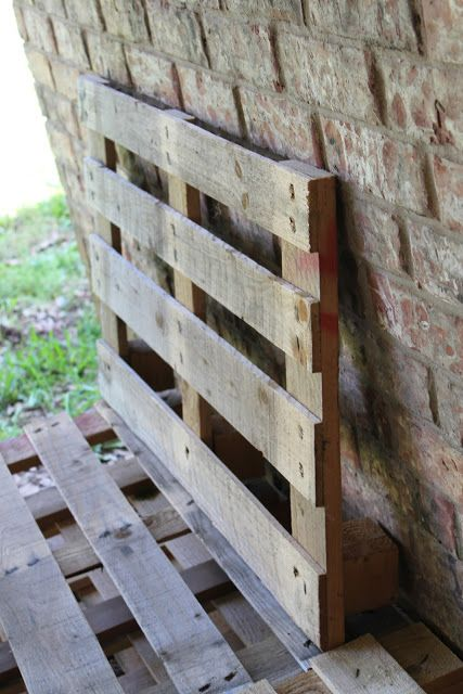 sassy sparrow diy outdoor patio furniture from pallets crafts