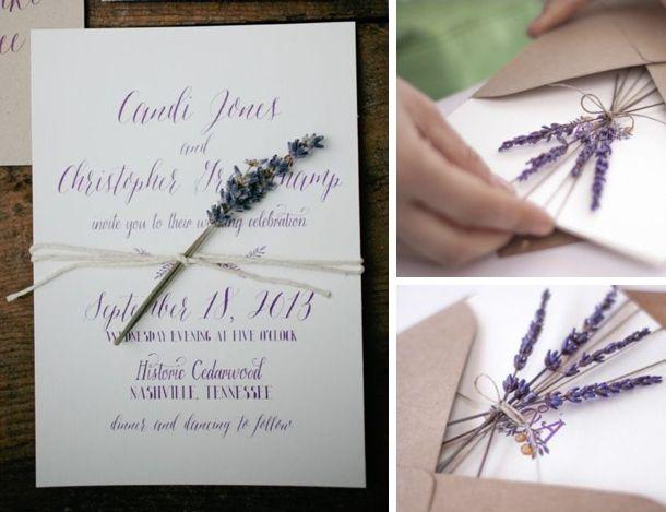 20 Lavender Wedding Ideas Lavendar Wedding Budget Wedding Invitations Lavender Wedding