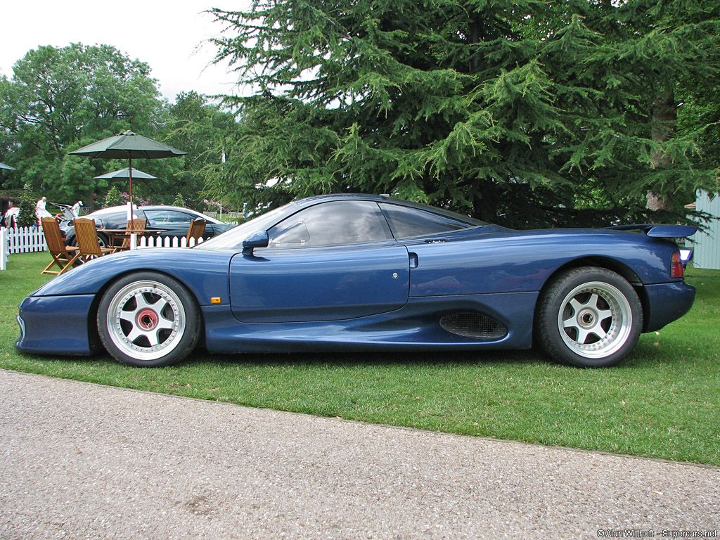 jaguar-xjr-15 (1990-1992)