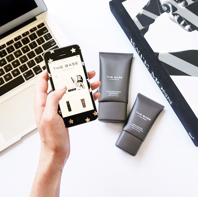 The Base by Lara Bingle | TheLipstickEffect