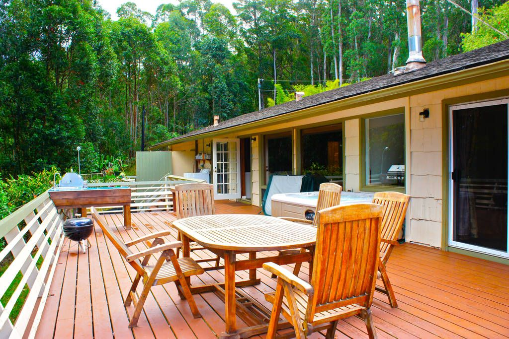 Maui olinda forest retreat vacation rental in paia
