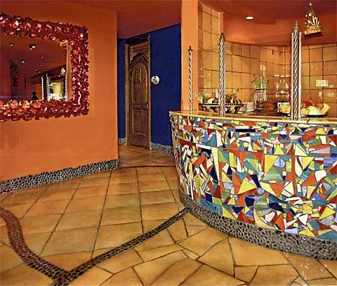 Agave Mexican Restaurant   Commercial Interior Design