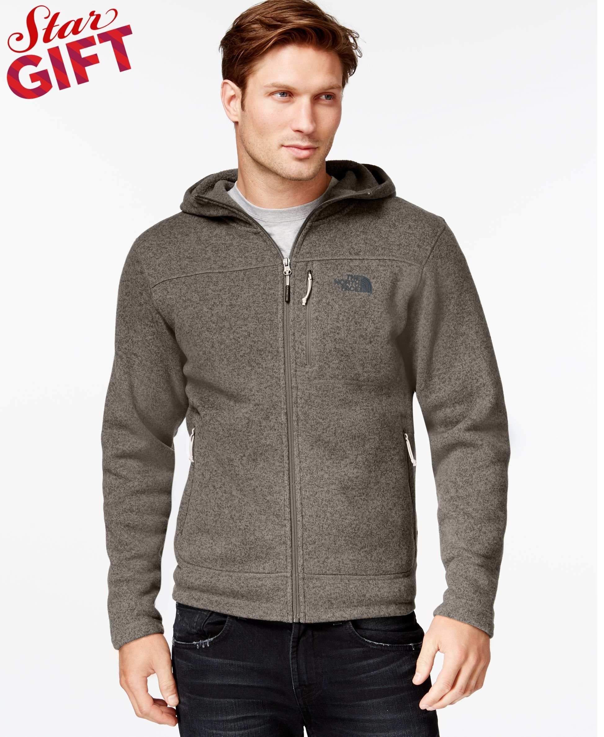141bce2f0c The North Face Gordon Lyons Zip-Front Hoodie | Products | Mens ...