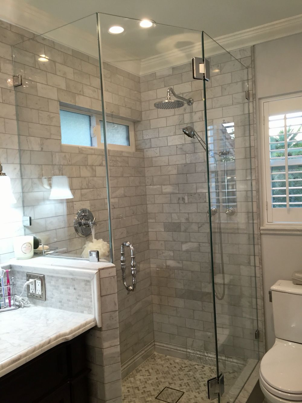 neoangled showers are great for tight spaces  shabby