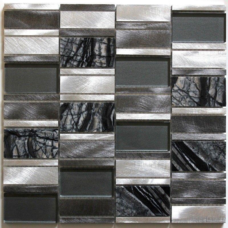 Epingle Sur Mosaique En Aluminium