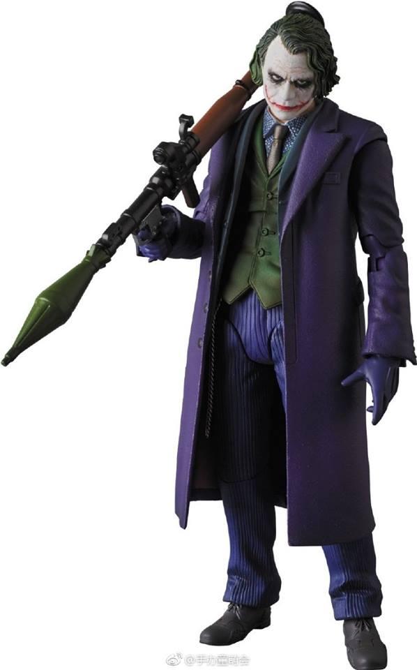 Mafex Dark Knight Joker 2 0 And Dark Knight Rises Bane Joker Dark Knight Joker Ledger Batman The Dark Knight