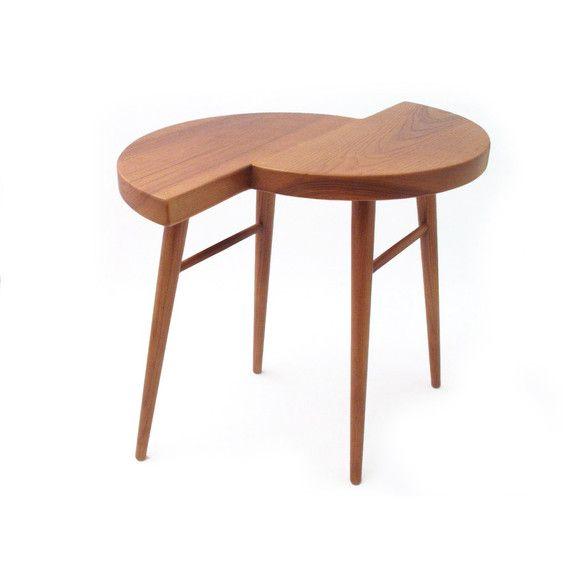 Le tabouret-causeuse SHIFT est une petite assise en bois massif, réalisée à la main par un artisan ébéniste. Il est présenté comme un tabouret archtéypal et simplissime que l'on aurait modifié et coupé en deux  afin d'accueillir une nouvelle personne à coté de soi.  Il est édité par MAÏZA EDITIONS.  Plus d'infos : www.maiza-editions.com