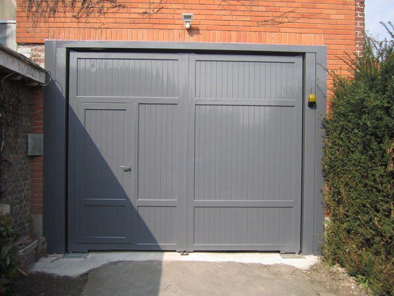 Porte De Garage Aluminium DécoGarage Porte De Garage Pinterest - Porte de garage aluminium