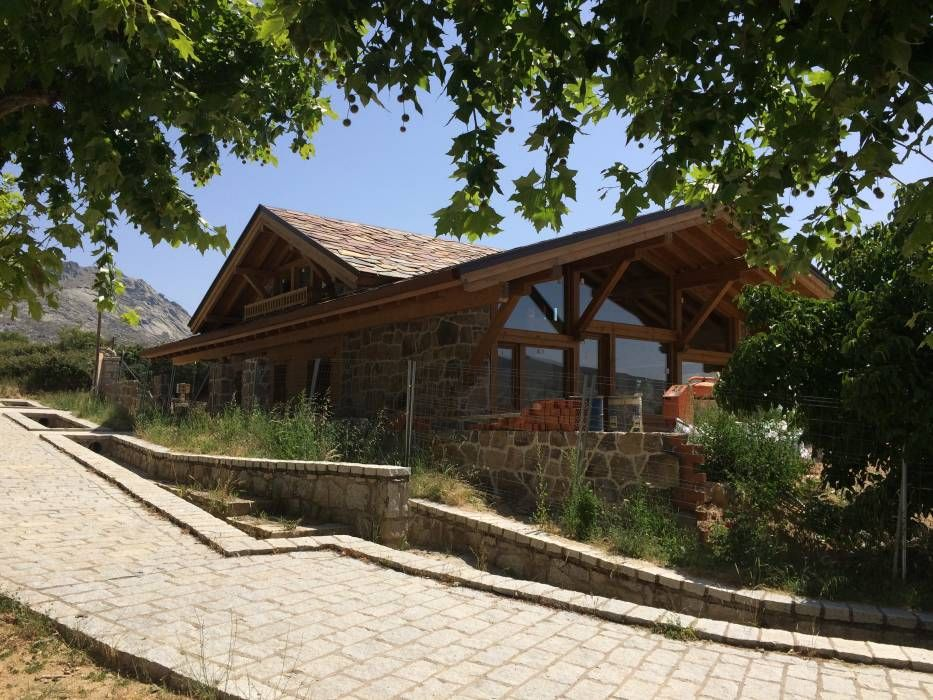 Casas Campestre por Manuel Monroy, arquitecto                              …