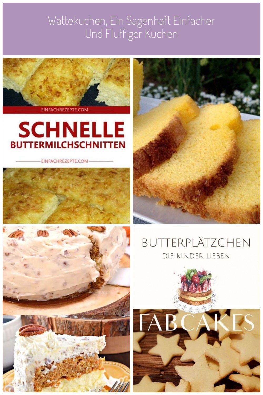 schnelle buttermilchschnitten � � � � � � corrot dessert