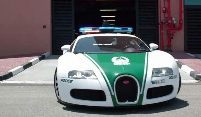 Aston Martin One 77 Dubai Police Car Very Expensive Car For Law