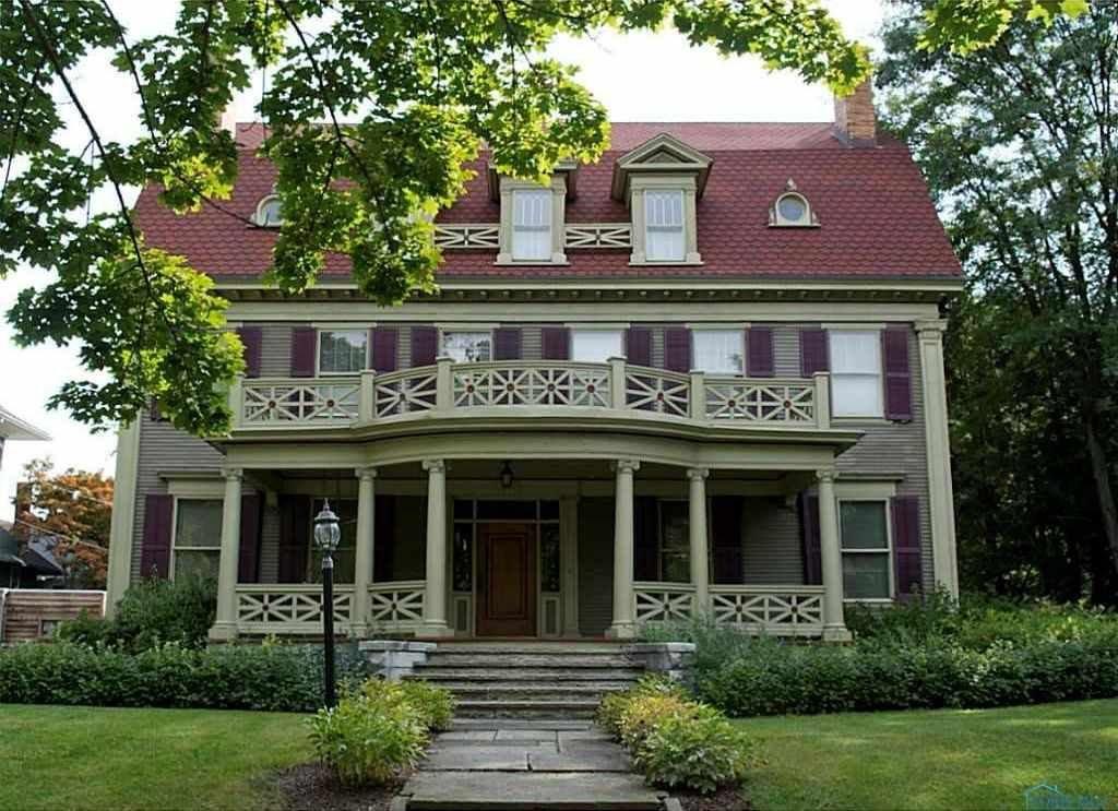 1895 colonial revival toledo oh 339900 old houses