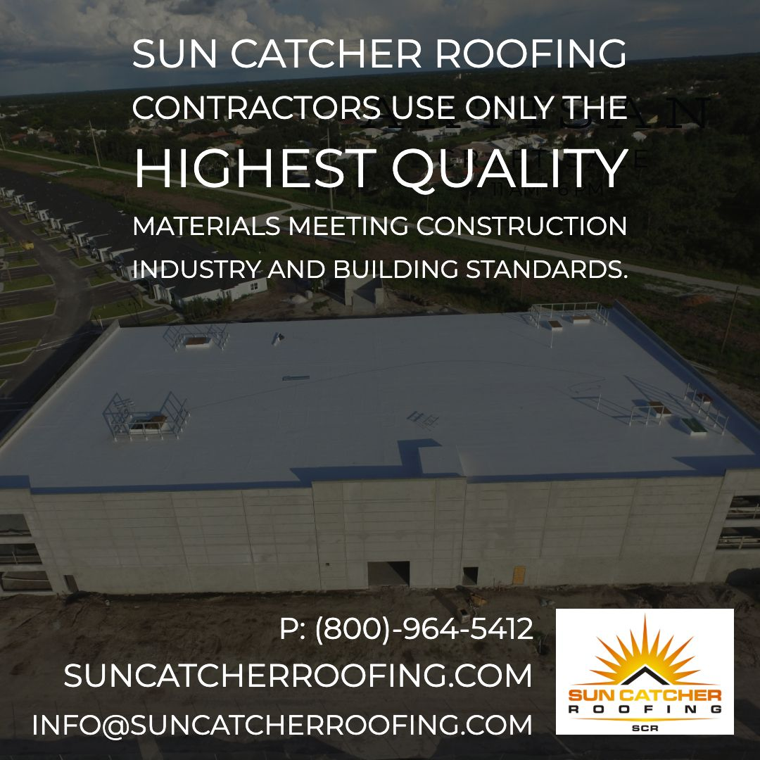 Our Services Sun Catcher Roofing Provides Roofing Services For Residential Commercial And Industrial P With Images Roofing Roofing Services Commercial Roofing
