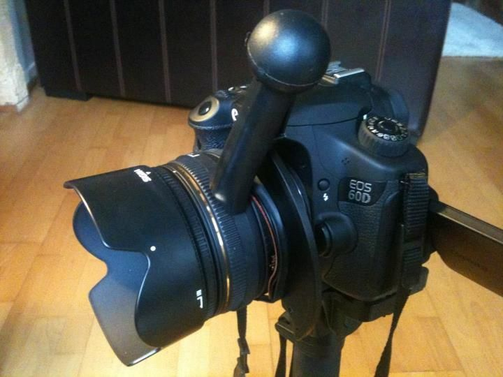 Sigma 30mm 1 4 On Canon 60d With Focus Shifter Follow Focus System For Dslr Image By Studio Chabourg In Metz France Dslr Dslr Photography Dslr Video