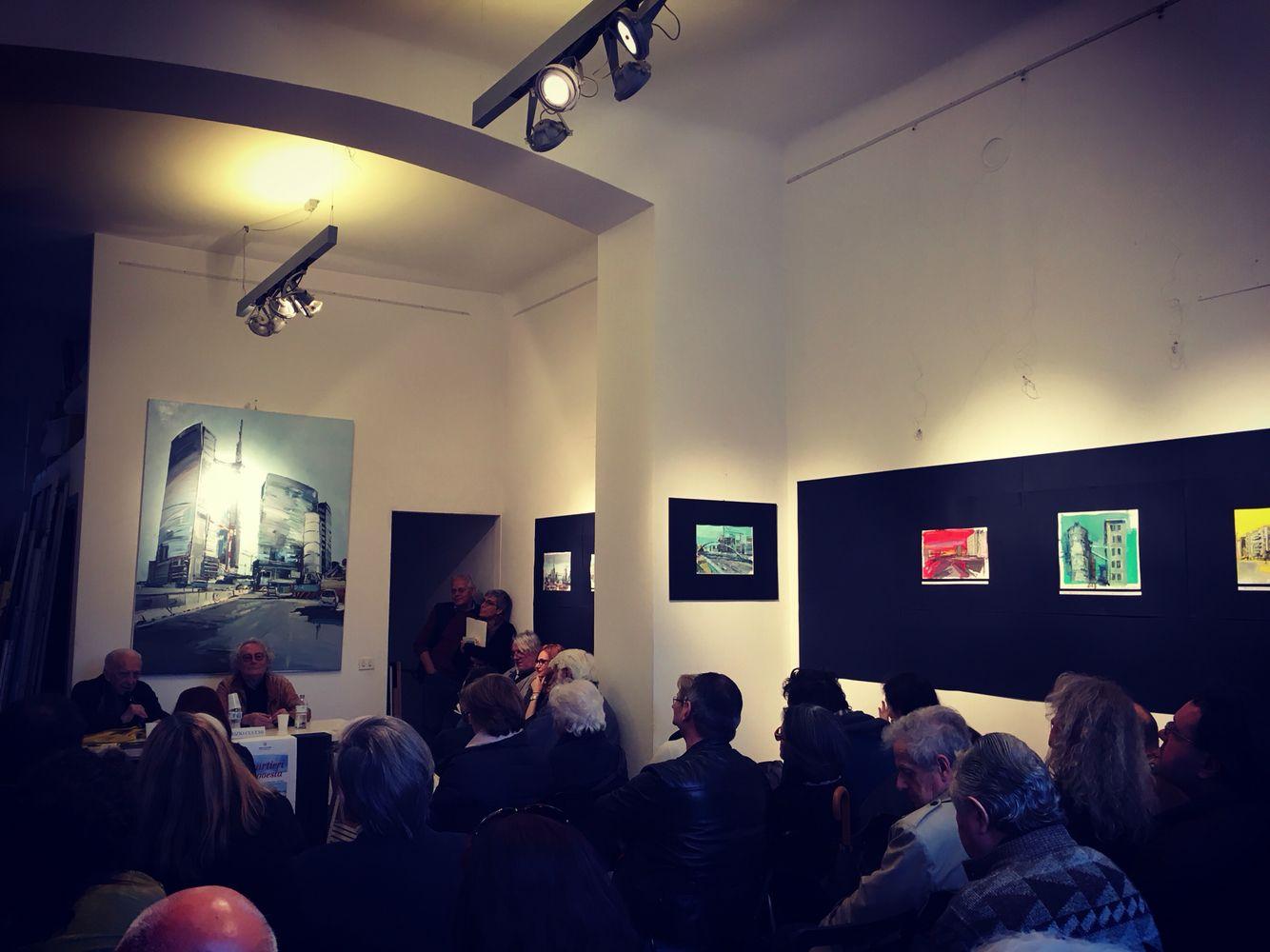 Galleria Previtali a Milano