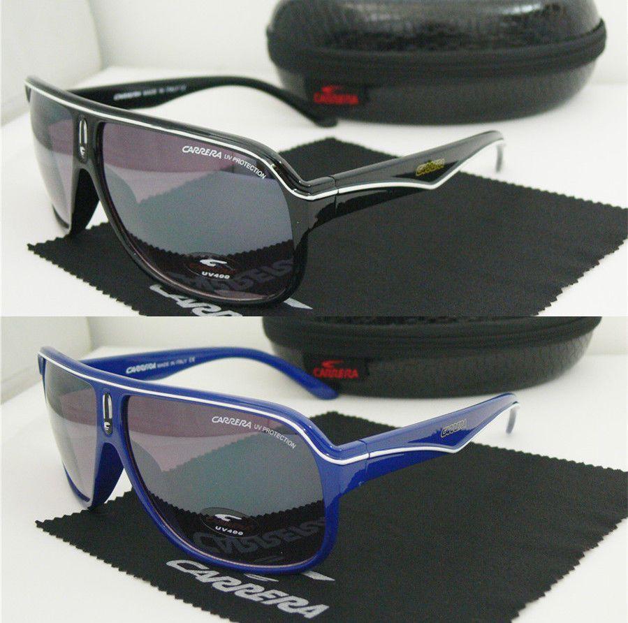 1f3dc9365a9 100% Uv400 Men Women Retro Sunglasses Fashion Outdoor Sport Glasses With Box