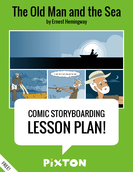 Lesson Plan The Old Man And Sea By Ernest Hemingway High School Reading Middle Plans Essay
