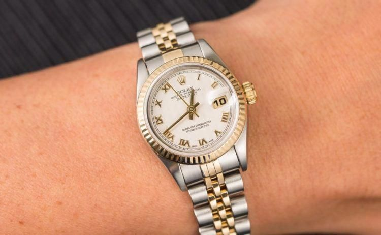 The Five Rolex Watches for Women out Today #rolexwatches