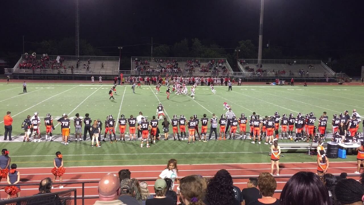 As much as the game, high school football's atmosphere
