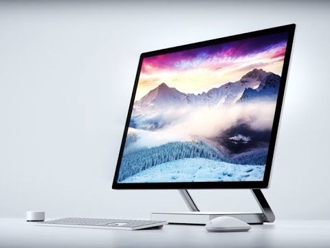 759bb19324e75 cool Microsoft Surface Studio - features