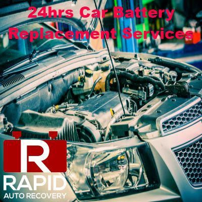 Best Auto Recovery >> If You Re Looking For Change Car Battery Then Contact Rapid Auto