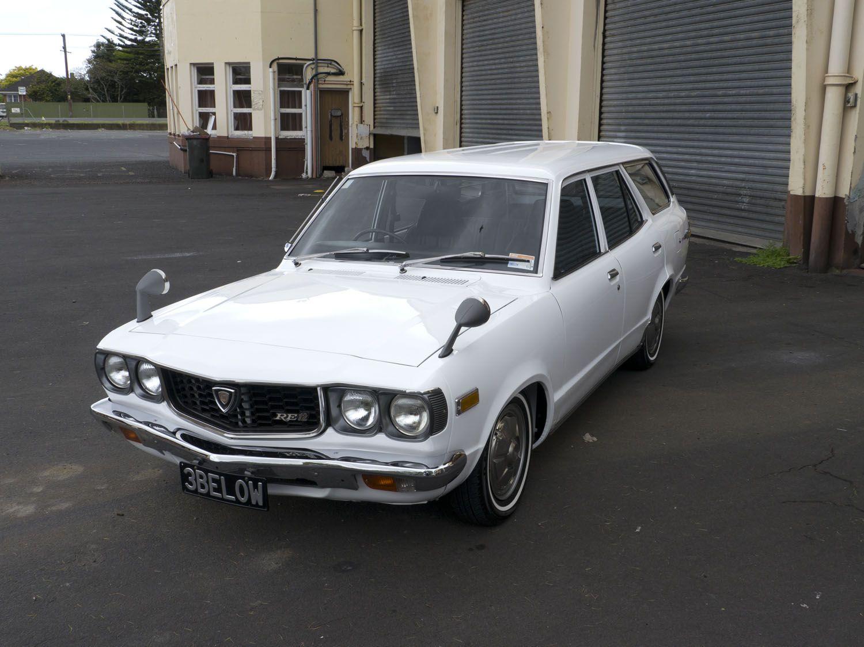 Mazda 808 Wagon For Sale