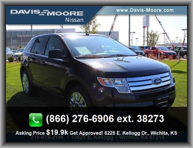 Ford Edge Limited Suv Diameter Of Tires   Surround Audio Overall Height