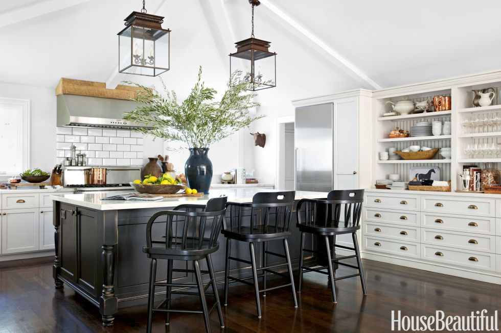 57 Kitchen Lighting Ideas That Make an Impact | Space captain, Barn ...