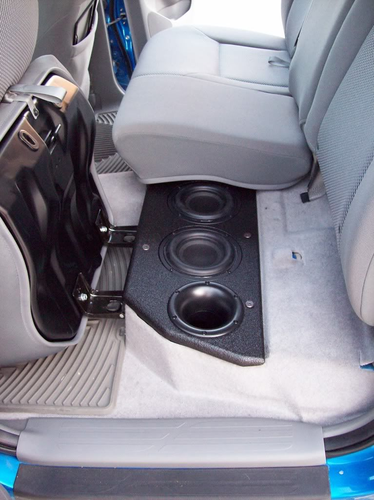 Tacoma Audio Endeavor | Car Audio | Toyota tacoma double cab