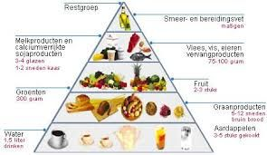 voedingsschema gewichtsverlies