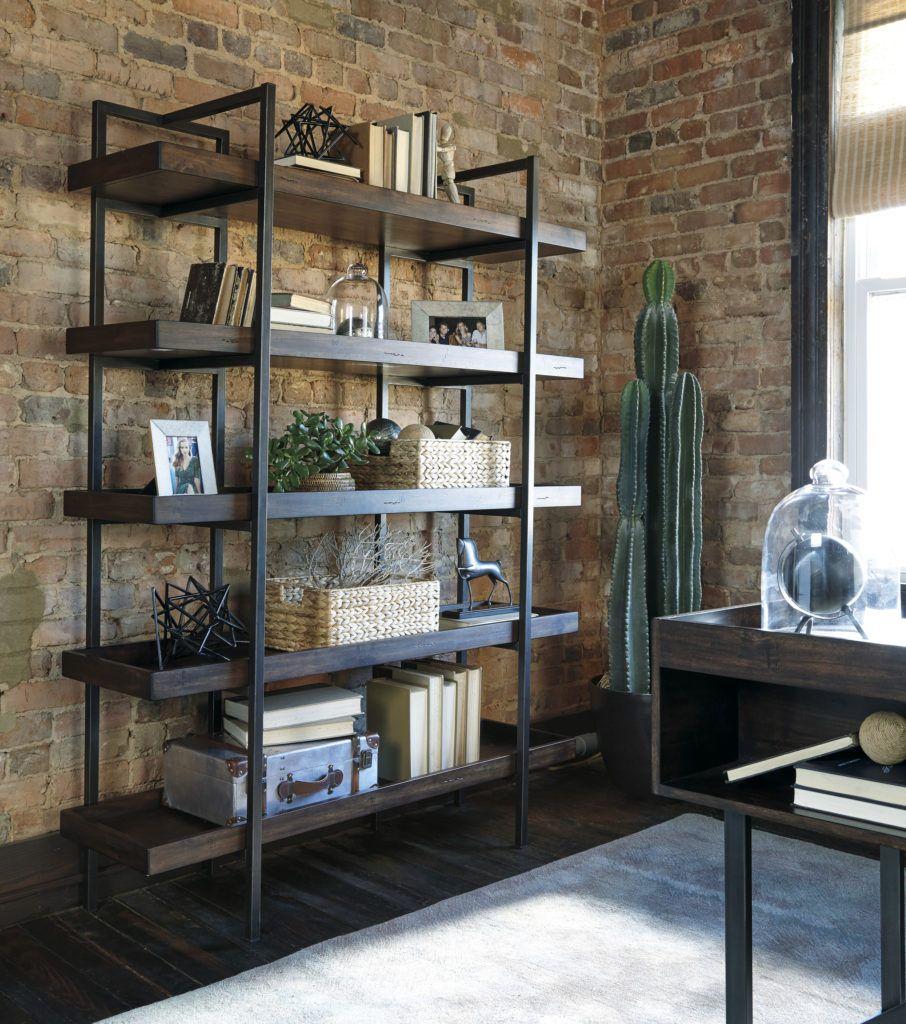 ashley starmore modern bookcase office furniture wood furniture